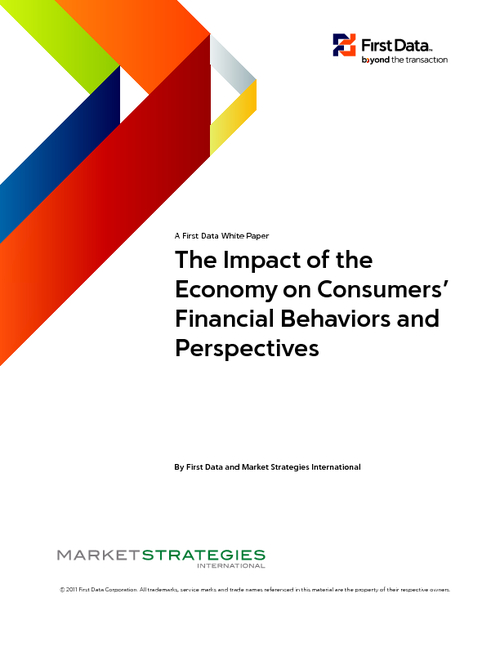 The Impact of the Economy on Consumers' Financial Behaviors and Perspectives