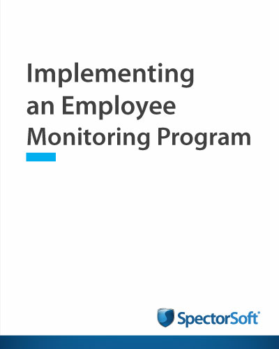 Implementing an Employee Monitoring Program