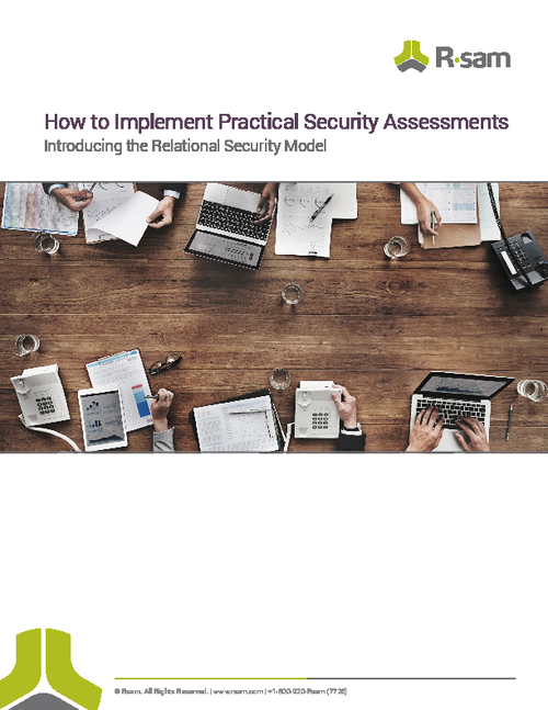 Implementing Practical Security Assessments; A How-to Guide