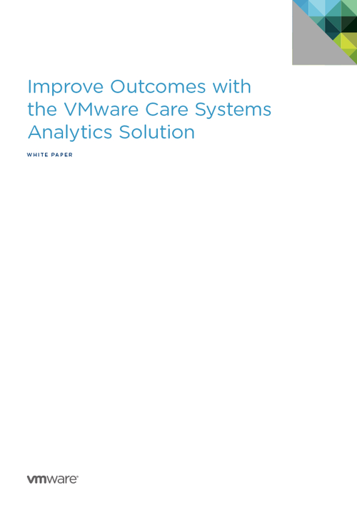 Improve Outcomes with Analytics Solution