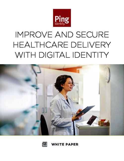 Improve and Secure Healthcare Delivery with Identity Management