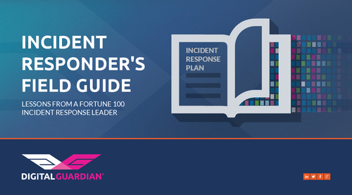 The Incident Responder's Field Guide