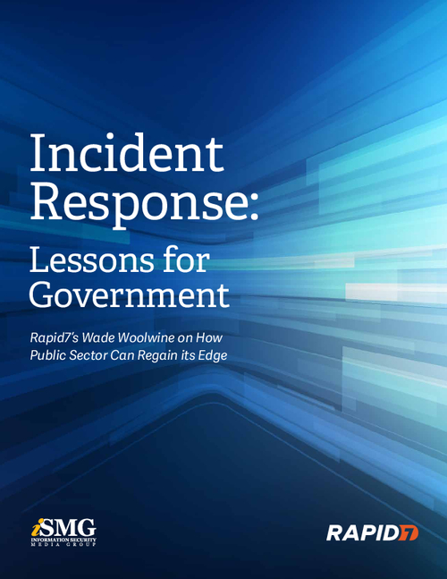 Incident Response: Lessons Government Can Learn from Industry