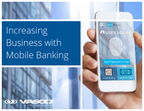 Increasing Business with Mobile Banking: Three Innovative Use Cases