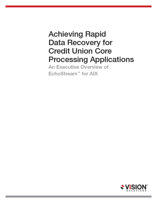 An Influx of Credit Union Members & Your Core Systems