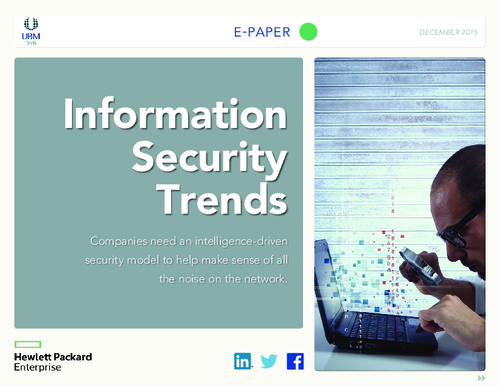 Information Security Trends (E-Paper)
