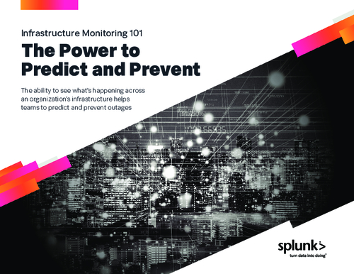Infrastructure Monitoring 101: The Power to Predict and Prevent