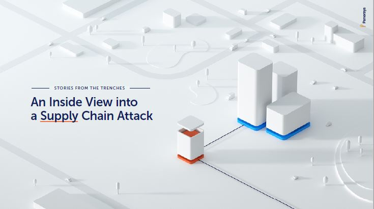 An Inside View into a Supply Chain Attack