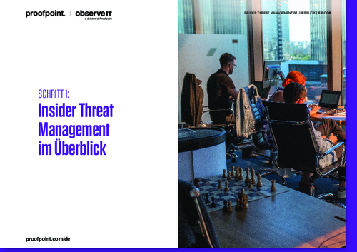 Insider Threat Management im Überblick