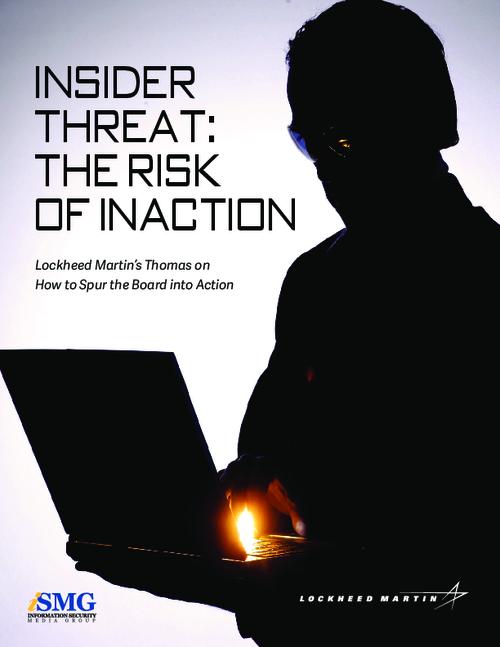 Insider Threat: The Risk of Inaction
