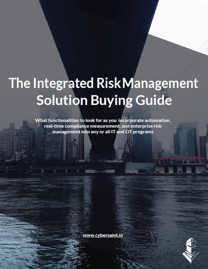 The Energy Sector's Guide to Integrated Risk Management