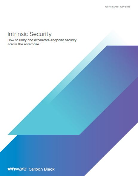 Intrinsic Security: How to Unify and Accelerate Endpoint Security Across the Enterprise