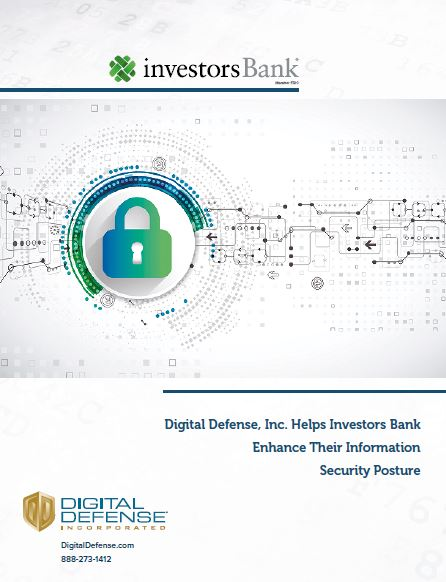Digital Defense | Investors Bank Case Study
