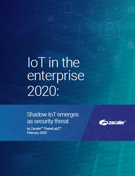 IoT in the Enterprise 2020