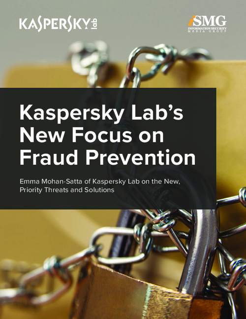 Kaspersky Lab's New Focus on Fraud Prevention