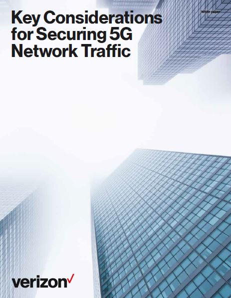 Key Considerations for Securing 5G Network Traffic