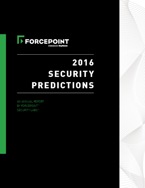 The Key to Securing Tomorrow Today: 8 Data Threat Predictions