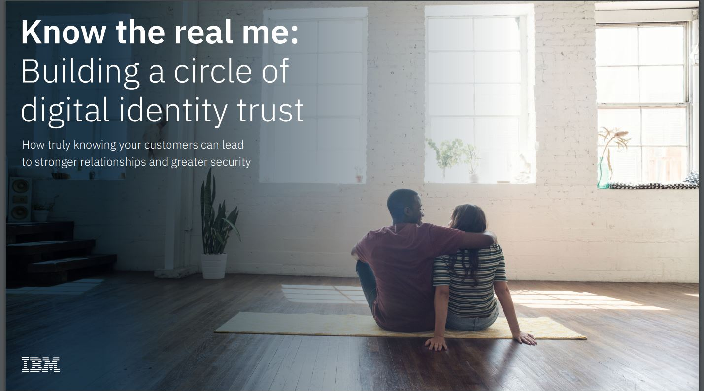 Know the Real Me: Building a Circle of Digital Identity Trust