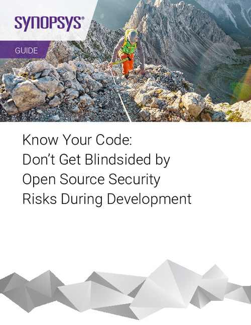 Know Your Code: Don't Get Blindsided by Open Source Security Risks During Development