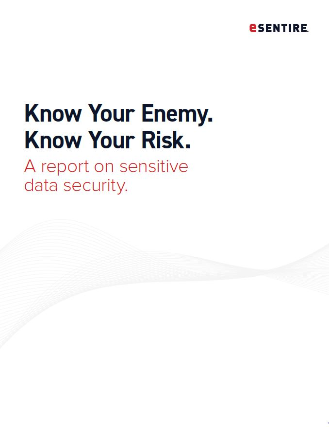 Know Your Enemy, Know Your Risk: A Report on Sensitive Data Security