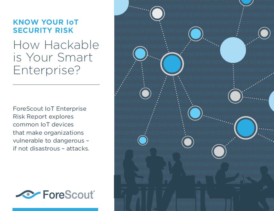Know your IoT Security Risk: How Hackable is Your Smart Enterprise?