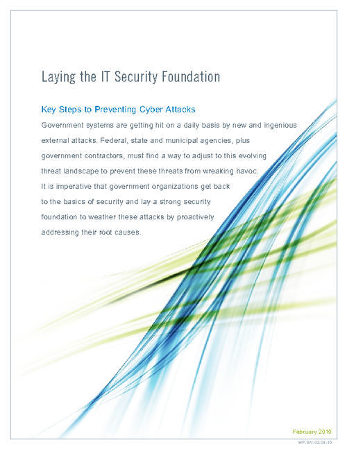 Laying the IT Security Foundation - Key Steps to Preventing Cyber Attacks