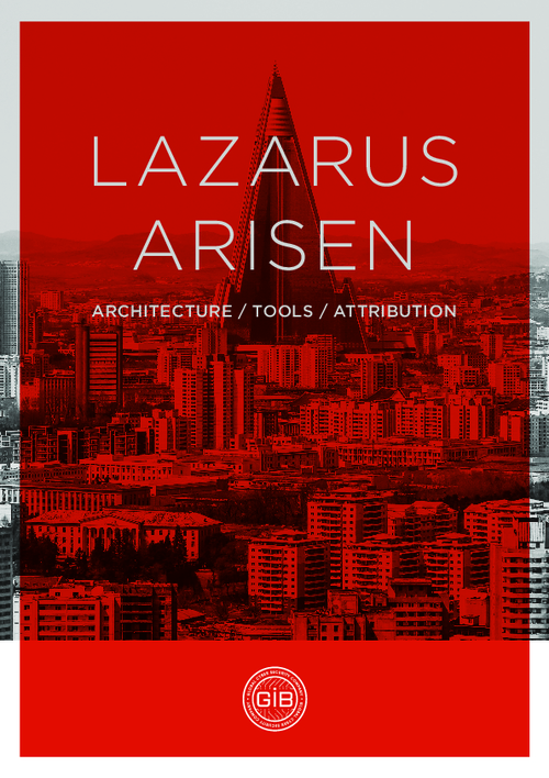 Lazarus' Architecture, Tools, Attribution as Researched by Group-IB Threat Intelligence Team