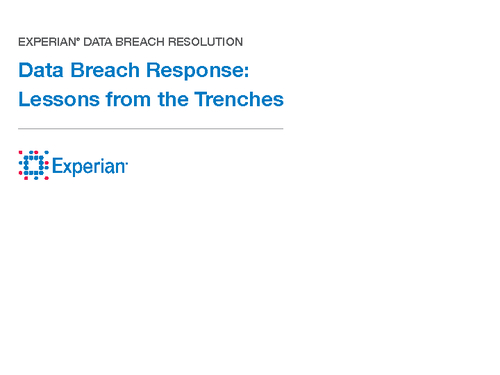 Lessons Learned from the Trenches: Handling Mega Breaches
