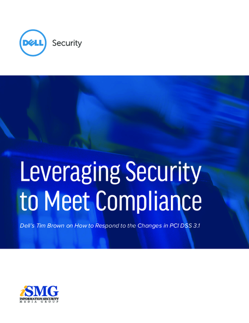 Leveraging Security to Meet Compliance