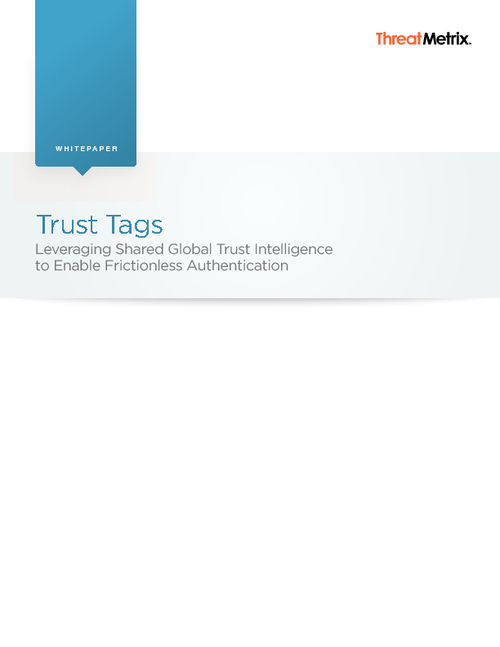 Enabling Painless Consumer Authentication: Shared Trust Intelligence