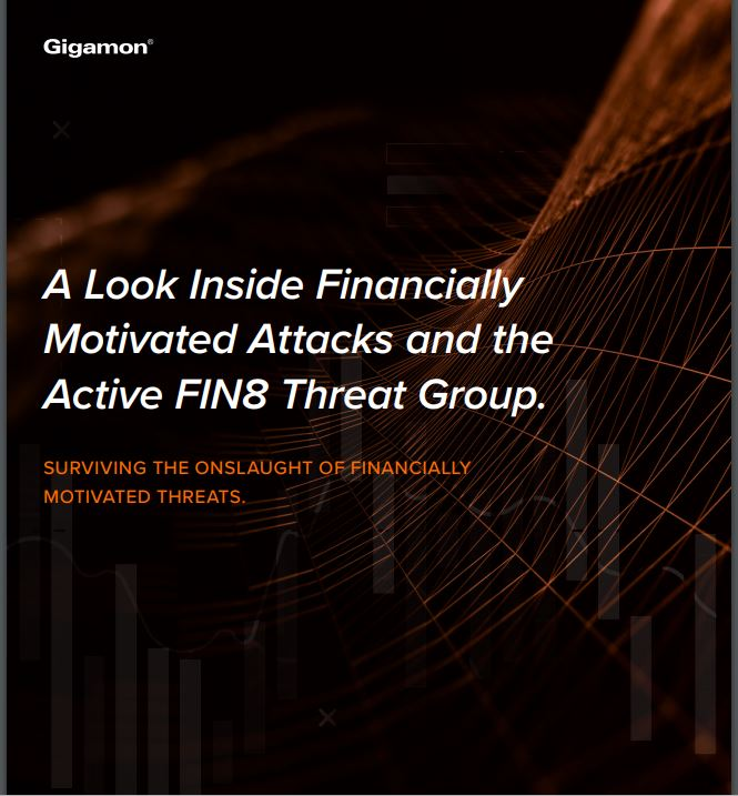 A Look Inside Financially Motivated Attacks and the Active FIN8 Threat Group
