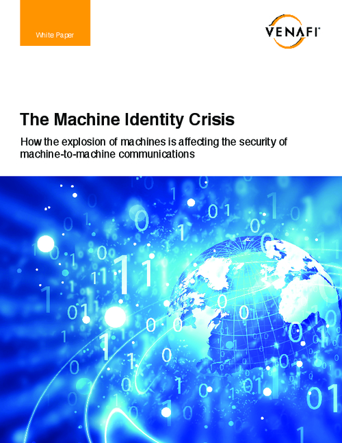 The Machine Identity Crisis:The Security of Machine-to-machine Communications
