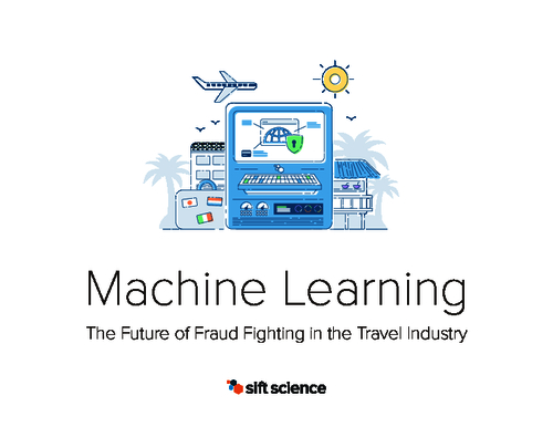 Machine Learning: The Future of Fraud Fighting in the Travel Industry