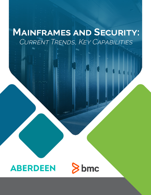 Mainframes and Security: Current Trends, Key Capabilities