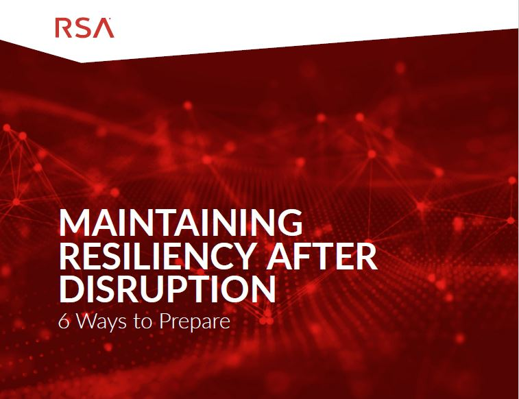 Maintaining Resiliency After Disruption: 6 Ways to Prepare