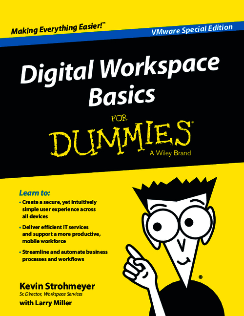 Your Guide to Digital Workspace Basics