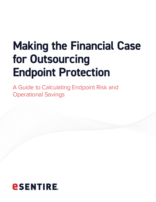 Making the Financial Case for Outsourcing Endpoint Protection