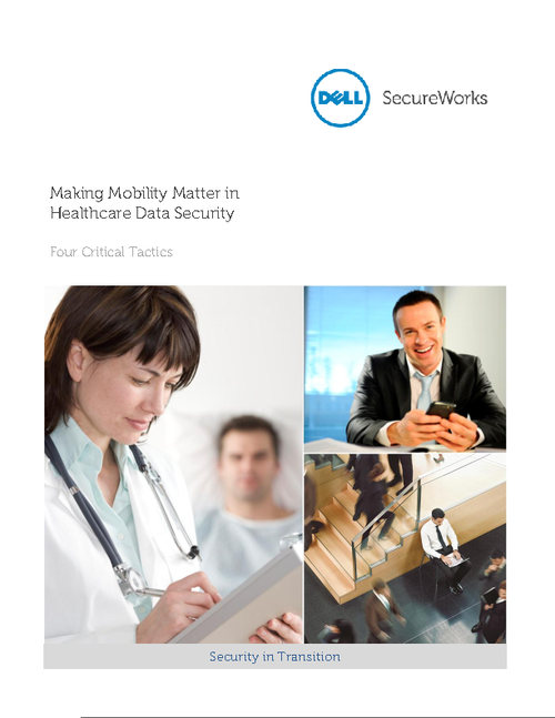 Making Mobility Matter in Healthcare Data Security