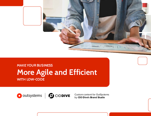 Making Your Business More Agile and Efficient With Low-Code