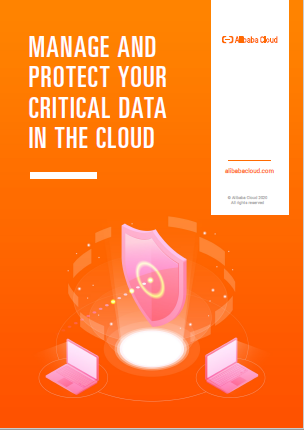 Manage and Protect your Critical Data in the Cloud