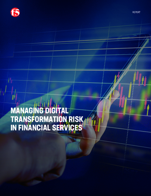 Managing Digital Transformation Risk in Financial Services