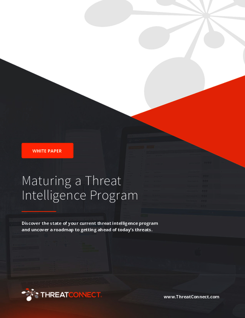 The Threat Intelligence Maturity Model: What You Need To Know