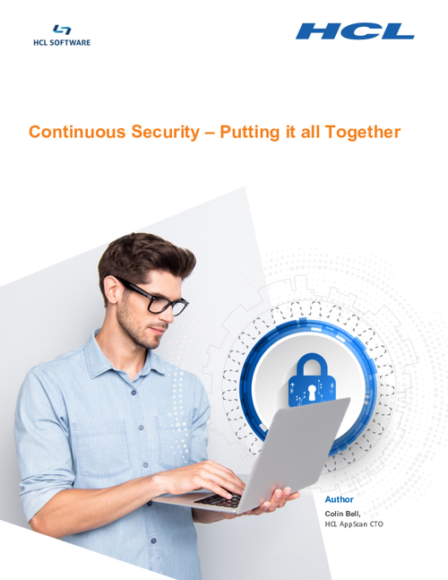 Maximize Your AppSec Program with Continuous Security