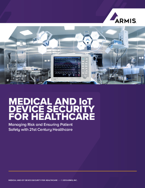 Medical & Iot Device Security for Healthcare