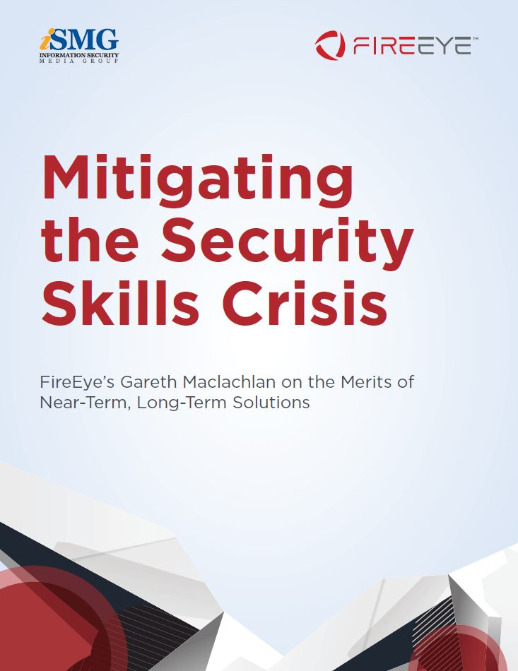 Mitigating the Security Skills Crisis
