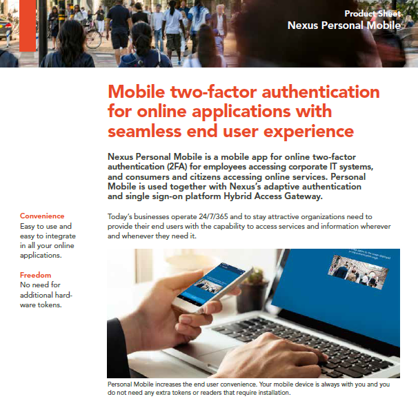 Password Less Mobile 2FA For Seamless User Authentication