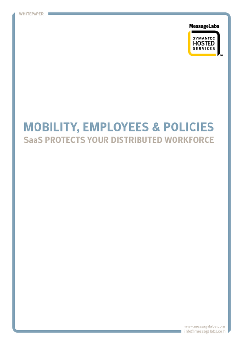 Mobility, Employees & Policies
