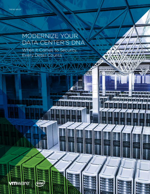 Modernize Your Data Center's DNA