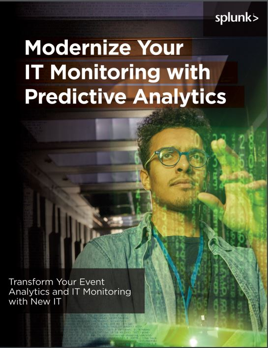 Modernize Your IT Monitoring with Predictive Analytics (German Language)