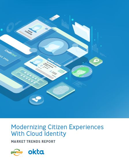 Modernizing Citizen Experiences with Cloud Identity